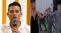 Christian Domínguez finalmente se pronunció sobre la participación de Isabel Acevedo en videoclip de Ángelo Fukuy y Jonathan Rojas.