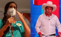 Verónika Mendoza indicó que están dispuestos a dialogar con el candidato de Perú Libre.
