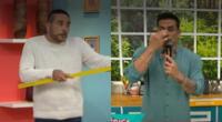 Chirstian Domínguez aseguró que amigos le recomendaron hacerse más 'arreglitos', y él se negó rotundamente.