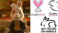 """En el video llamado """"Save Ralph"""" de casi cuatro minutos denuncian a través de un rotundo mensaje que """"ningún animales debería sufrir y morir en nombre de la belleza""""."""