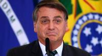 """Asimismo, Bolsonaro volvió a afirmar que """"la población es quien dicta los rumbos de su nación""""."""