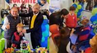 Así fue la fiesta del hijo de Sheyla Rojas y Antonio Pavón en España