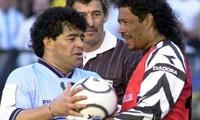 El ex portero Higuita  pide un homenaje a Maradona en la Copa América.