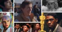 Premios Oscar 2021 al mejor actor y actriz.