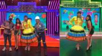 'La Uchulú' reveló que le encantaría grabrar con el ingeniero otras coreografías para sacar nuevos pasos.