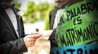 Matrimonio para todos y todas