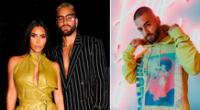 Maluma y Kim Kardashian se divirtieron en lujosa fiesta en Miami.