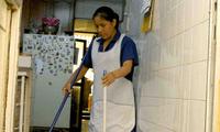 Trabajadoras del hogar se verán beneficiadas con el reglamento.