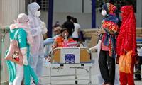 En solo 24 horas, la India contabilizó un nuevo récord de 1.501 muertes, elevando el número de óbitos a 177.150 por la enfermedad.