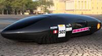 Universitarios ganan concurso diseñando prototipo de auto eléctrico.