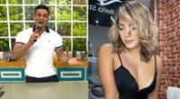 El conductor Christian Domínguez se refirió a las cirugías de Isabel Acevedo, y se mostró diplomático al responder.