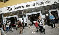 El Banco de la Nación implementó 78 agencias madrugadoras para evitar las aglomeraciones y brindar una mejor atención a los ciudadanos.