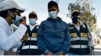 Dictan detención preliminar contra Edgar Pinto Gómez por feminicidio a su esposa y sus dos hijas