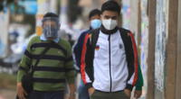 La Defensoría del Pueblo exhorta al Gobierno la repartición de mascarillas en zonas de alto riesgo de contagio.
