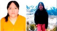 familia busca a menor de 16 años