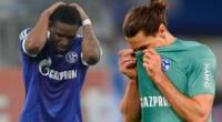 Foquita tiene el corazón herido por la noticia del Schalke 04.