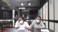 El Poder Judicial de Lima Norte dictó prisión contra dos hermanas que pepearon y asesinaron a un estudiante