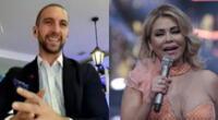 Antonio Pavón reveló que estaría encantado de participar en el programa de Gisela Valcárcel, pero que actualmente está enfocado en su hijo.