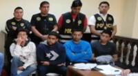 Condenan a banda criminal