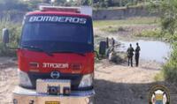 Dos menores de edad y su abuelo fallecen ahogados en río al intentar cruzar la frontera.