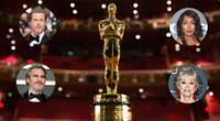 15 celebridades serán los encargados de entregar los Premios Oscar 2021.