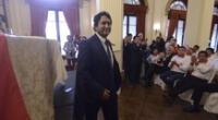 Vladimir Cerrón aseguró, a través de sus redes sociales, que Pedro Castillo estará a cargo del gobierno.