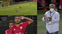 Sport Huancayo puso el empate ante Peñarol en solo un minuto por la Copa Sudamericana.