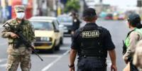 Policías velarán por cumplimiento de la inmovilización social obligatoria