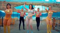 La agrupación Explosión de Iquitos logró un nuevo éxito, a tan solo cuatro días del estreno de este video musical en YouTube.