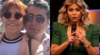 Jessica Newton se molestó después que América Hoy especulara que Alfredo Zambrano, aún esposo de Magaly Medina, estaría en El Artista del Año.