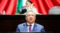 Diputado Raúl Huerta, acusado de abuso sexual a un menor de edad.