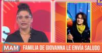 Giovanna Valcárcel revela que su madre se contagió de Coronavirus.