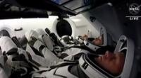 """""""No había ningún peligro real para la tripulación o la nave espacial"""", indicó la portavoz de la NASA Kelly Humphries."""