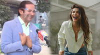 Reinaldo Dos Santos revela que Ivana Yturbe pronto será mamá