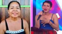 'La Uchulú' dedica tiernas palabras a su mamá.