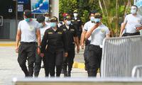 Contraloría viene investigando el caso de policías vacunados irregularmente en Arequipa.