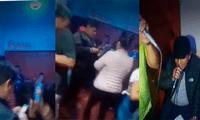 Decenas de personas participaron en una fiesta COVID-19