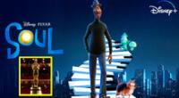 Soul se lleva una estatuilla a mejor película de animación.