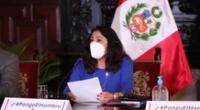 Gobierno brindará nueva conferencia de prensa en plena segunda ola del coronavirus.