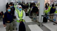 Gobierno de Chile plantea expulsar a 1500 migrantes.
