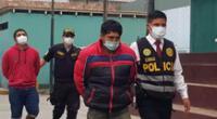 Cuatro sujetos fueron detenidos por el robo a una tienda de autopartes