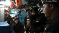 Indonesia: filtran emotiva despedida de la tripulación del submarino antes de hundirse en Bali.