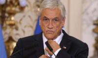 Presidente de Chile, Sebastián Piñera.