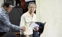 Alberto Fujimori podría ser vacunado contra el coronavirus en los próximos días. Foto: difusión