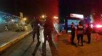 Asesinan a conductor de colectivo frente a la estación Naranjal del Metropolitano.