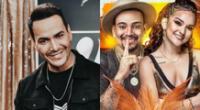 El salsero Victor Manuelle sorprendió al asegurar que Josimar y Daniela Darcourt suenan mucho en EE.UU. y Puerto Rico.