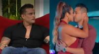 Christian Dominguez aseguró que está decepcionado de sus ex amigos por otras razones, no por su videoclip con Chabelita.