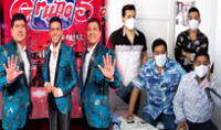 Christian Yaipén revela que uno de sus hermanos dio positivo a coronavirus