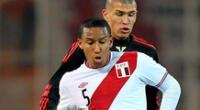 Adán Balbín desea volver a la selección peruana.