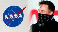 """""""La NASA instruyó a SpaceX que el progreso en el contrato del HLS (sistema de aterrizaje humano) ha sido suspendido"""", indicó la agencia espacial."""